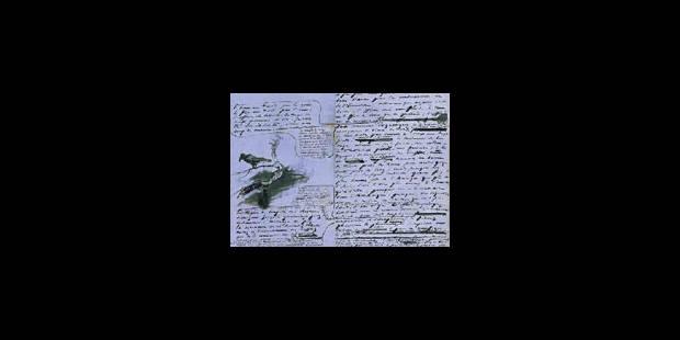 Des lettres de Victor Hugo découvertes à Anvers - La Libre
