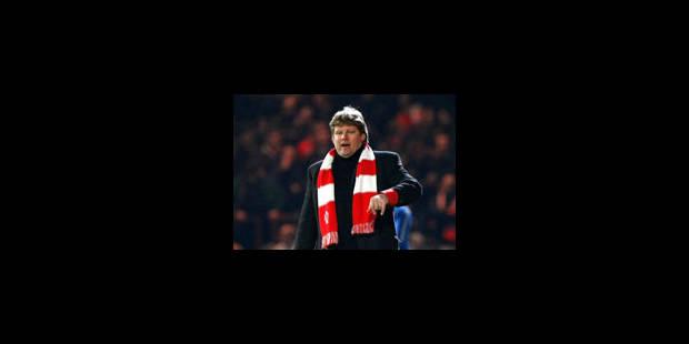 Hein Vanhaezebrouck nouveau coach de Genk
