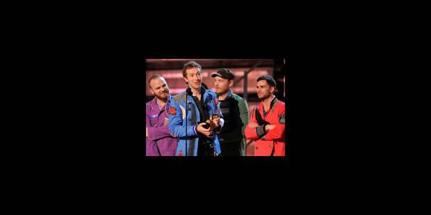 Accusé de plagiat, Coldplay se défend - La Libre