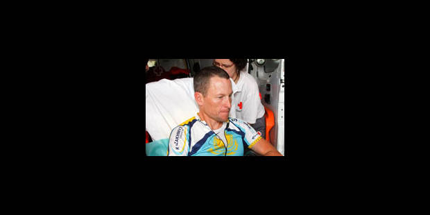 Procédure disciplinaire contre Lance Armstrong? - La Libre