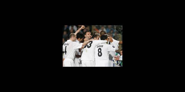 Marseille éliminé de l'UEFA - La Libre