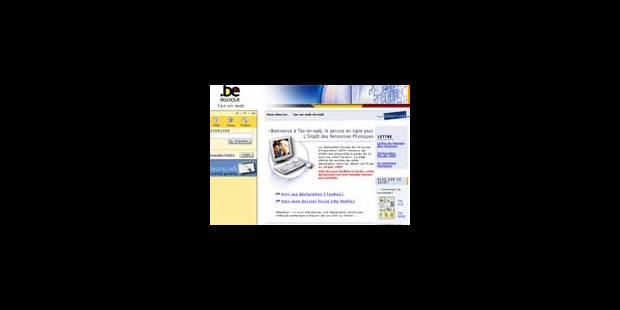 Déclaration fiscale 2009 : le Tax-on-web est ouvert - La Libre