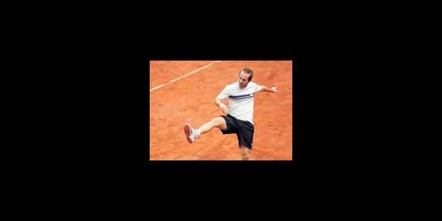 Challenger Sofia - Steve Darcis et Olivier Rochus en quarts de finale - La Libre