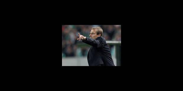 Bayern Munich: Jürgen Klinsmann licencié - La Libre