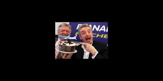 Ryanair renonce à taxer les plus corpulents