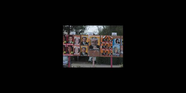 Panneaux électoraux: le gouverneur ne bougera pas - La Libre