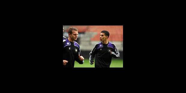 Test-match: Anderlecht recevra en premier - La Libre