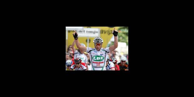2e étape: Victoire de Alessandro Petacchi - La Libre