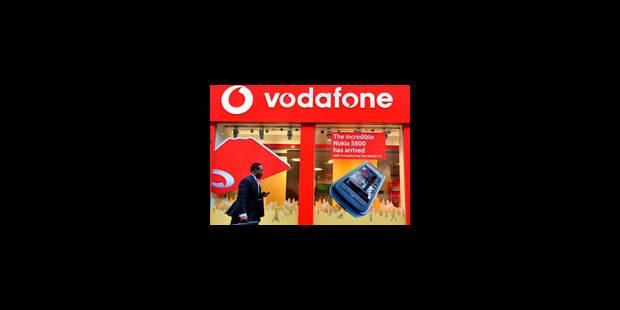 Vodafone vise les marchés émergents - La Libre