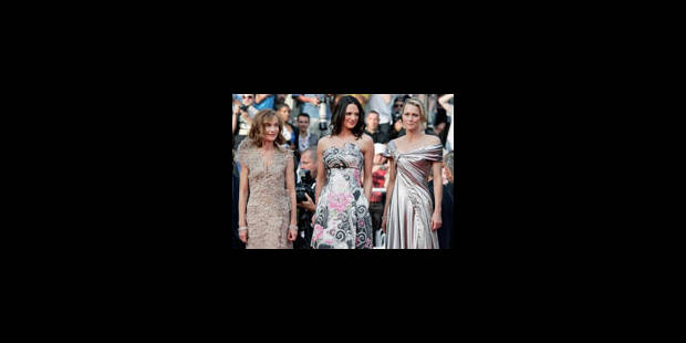 Le 62e Festival de Cannes officiellement ouvert - La Libre