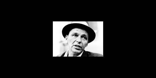 Martin Scorsese va faire un film sur Frank Sinatra - La Libre