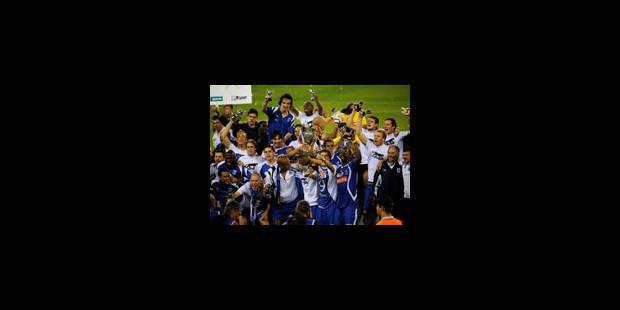Genk remporte la Coupe de Belgique