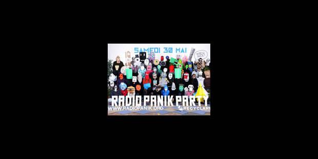 Les mille visages de Radio Panik - La Libre
