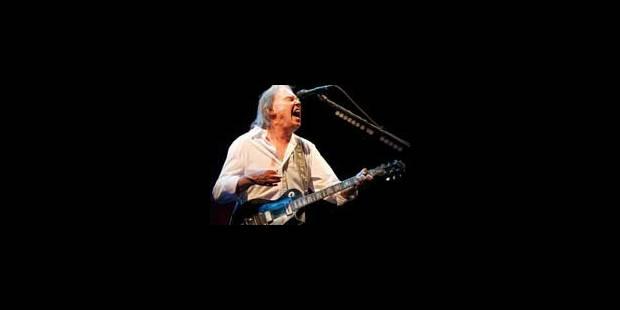 L'indomptable Neil Young - La Libre