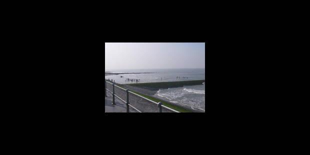 L'eau de mer belge est la plus crasseuse
