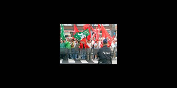 Grève des métallos de la FGTB - La Libre