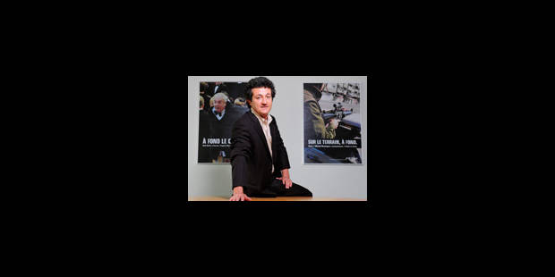 Jean-Pierre Jacqmin face aux siens - La Libre