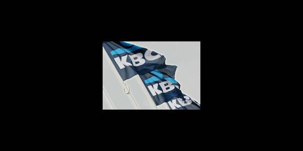 L'Europe scrute les aides à KBC