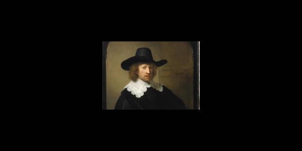 Notre Rembrandt et son épouse - La Libre