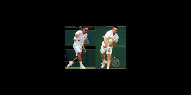 Federer-Soderling: de Paris à Londres - La Libre