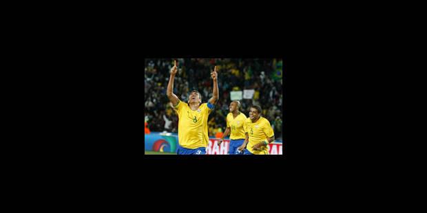 Un Brésil renversant