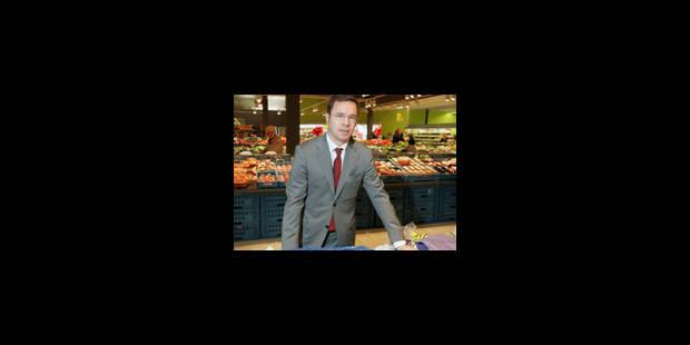 Marc Oursin quitte Carrefour - La Libre