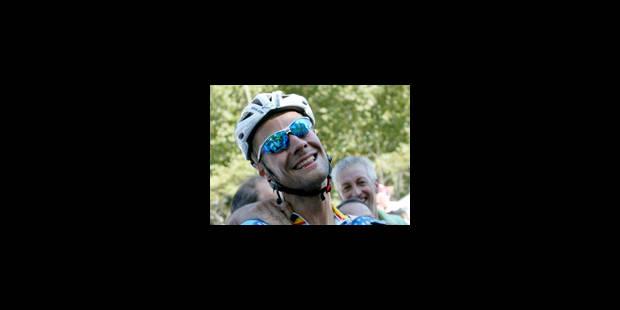Tom Boonen au départ du Tour de France