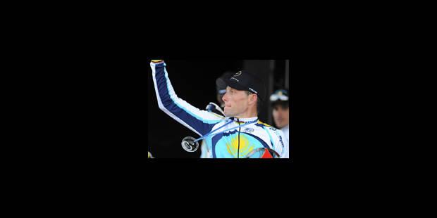 5e étape: victoire de Thomas Voeckler - La Libre