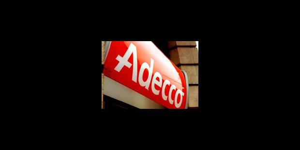 Dossier Adecco: SOS Racisme interjette appel - La Libre