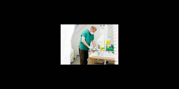 Grippe A/H1N1: Huit nouveaux cas positifs - La Libre