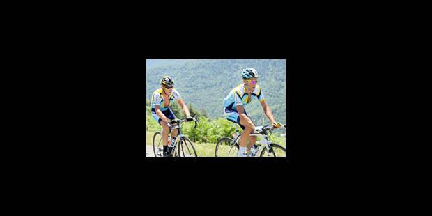 Tour de France: de la friture sur la ligne