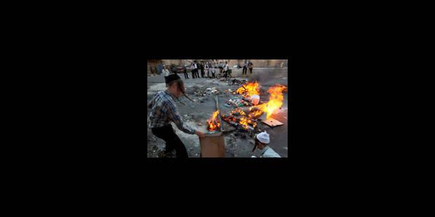 Retour au calme à Jérusalem - La Libre