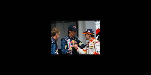 F1: Certains coureurs appellent à revoir les mesures de sécurité - La Libre