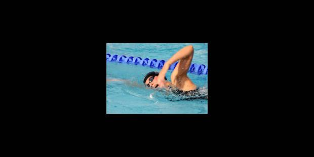 Record de Belgique du 100 m papillon pour Kimberly Buys - La Libre