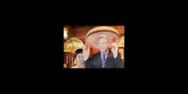 Leterme en visite au Vietnam et à Singapour - La Libre
