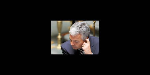Reynders est dans le viseur du SP.A - La Libre