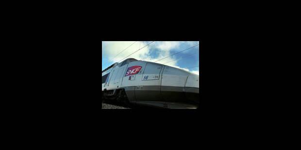 Pas-de-Calais: un mort, 3 blessés dans l'effondrement d'une passerelle SNCF - La Libre