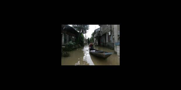 Taïwan: 103 morts après le passage du typhon - La Libre