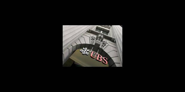 UBS devra lâcher 4 450 noms de clients - La Libre
