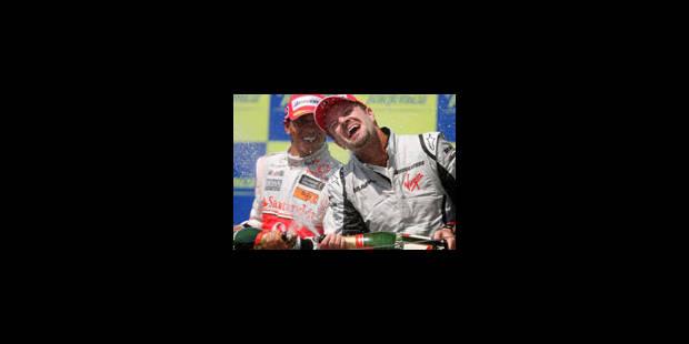 Le beau cadeau de McLaren - La Libre