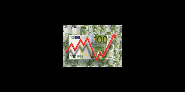 Reprise économique: Prudence d'abord - La Libre