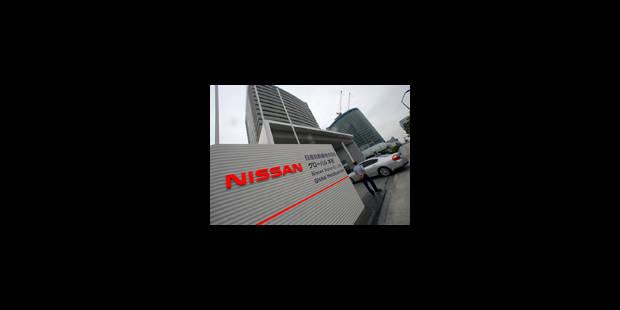 Nissan et Chrysler mettent fin à leur collaboration