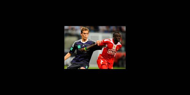 Partage entre Anderlecht et le Standard