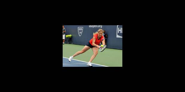 Kim Clijsters disputera le match d'ouverture lundi - La Libre
