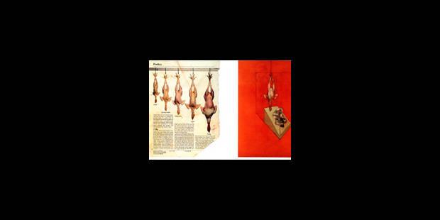 """Des """"archéologues"""" fouillent l'atelier de Francis Bacon"""