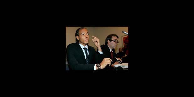 Affaire Witsel: 8 matches de suspension effectifs - La Libre