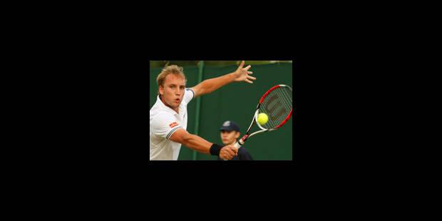 Challenger Gênes - Steve Darcis en demi-finales - La Libre