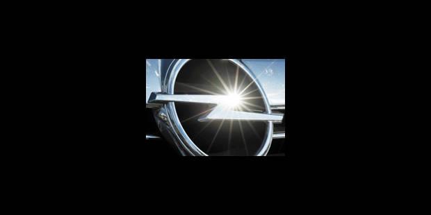 Opel: mobilisation pour sauver Anvers