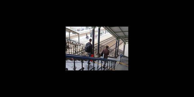 Petite gare, grande histoire - La Libre