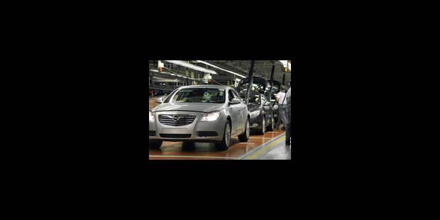 Magna va progressivement fermer l'usine Opel d'Anvers